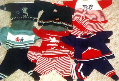 Strickmoden Anleitung Für Puppenkleidung Baby Born Und Baby Annabelle
